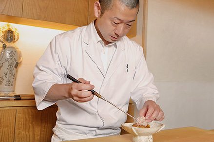 神楽坂石かわ、そして日本料理の素晴らしさを世界へ